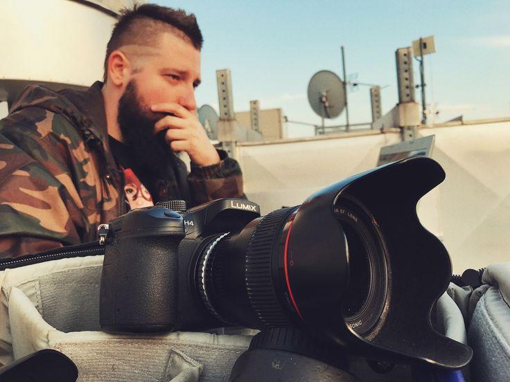 """Ciprian STRUGARIU   Fotograf   """"E important să știi istoria artei, tot ce înseamnă pictură, sculptură și despre orice alte elemente vizuale. Pentru că toate se regăsesc în fotografie"""""""