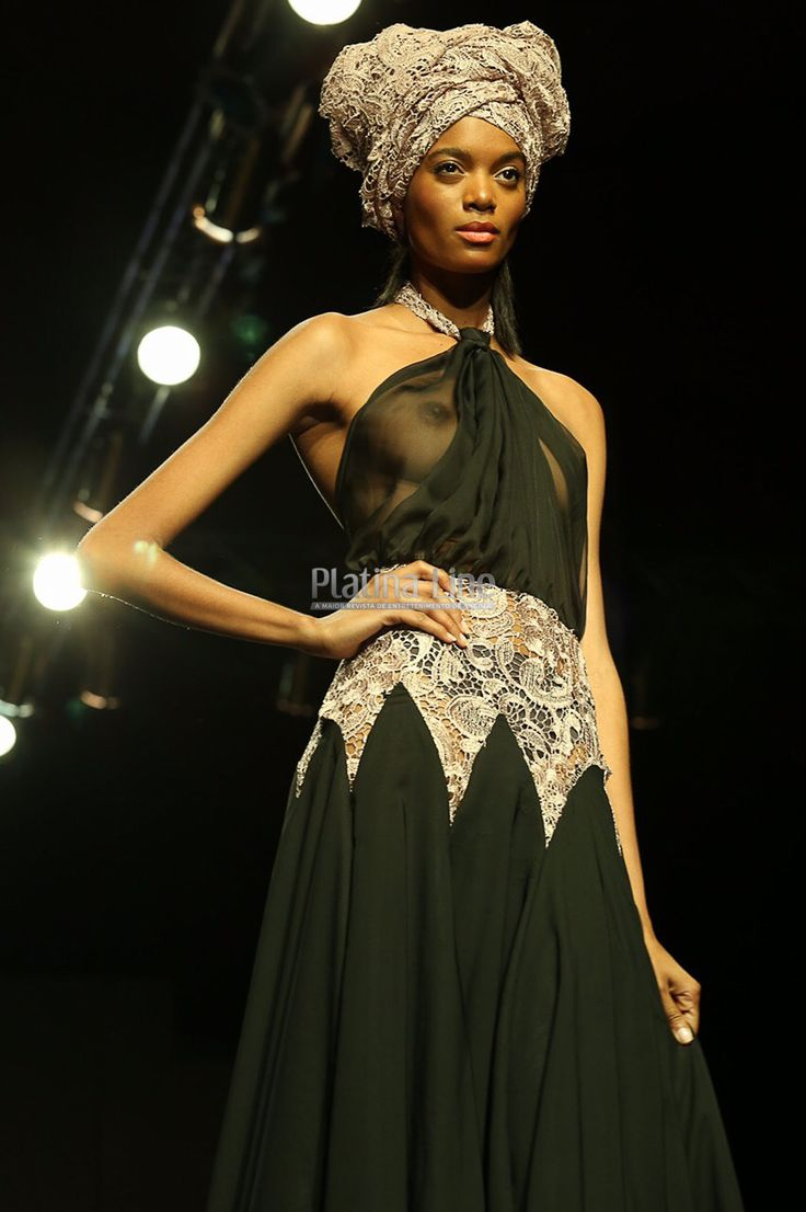 Angola Fashion Week 2015 : Nadir Tati