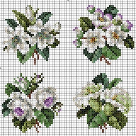 Схемы вышивки Жанны Стрибук's photos