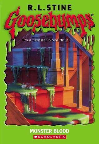Monster Blood (Goosebumps, #3)