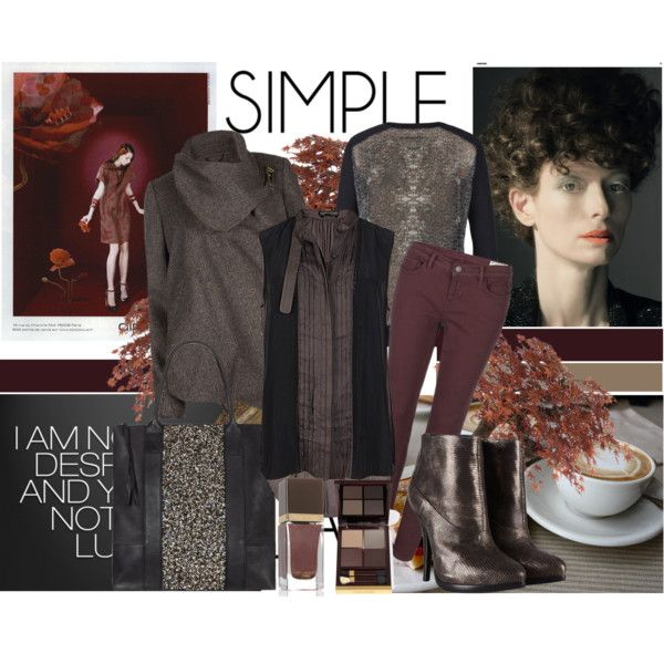 """""""Layered and simple, classy and cool"""""""