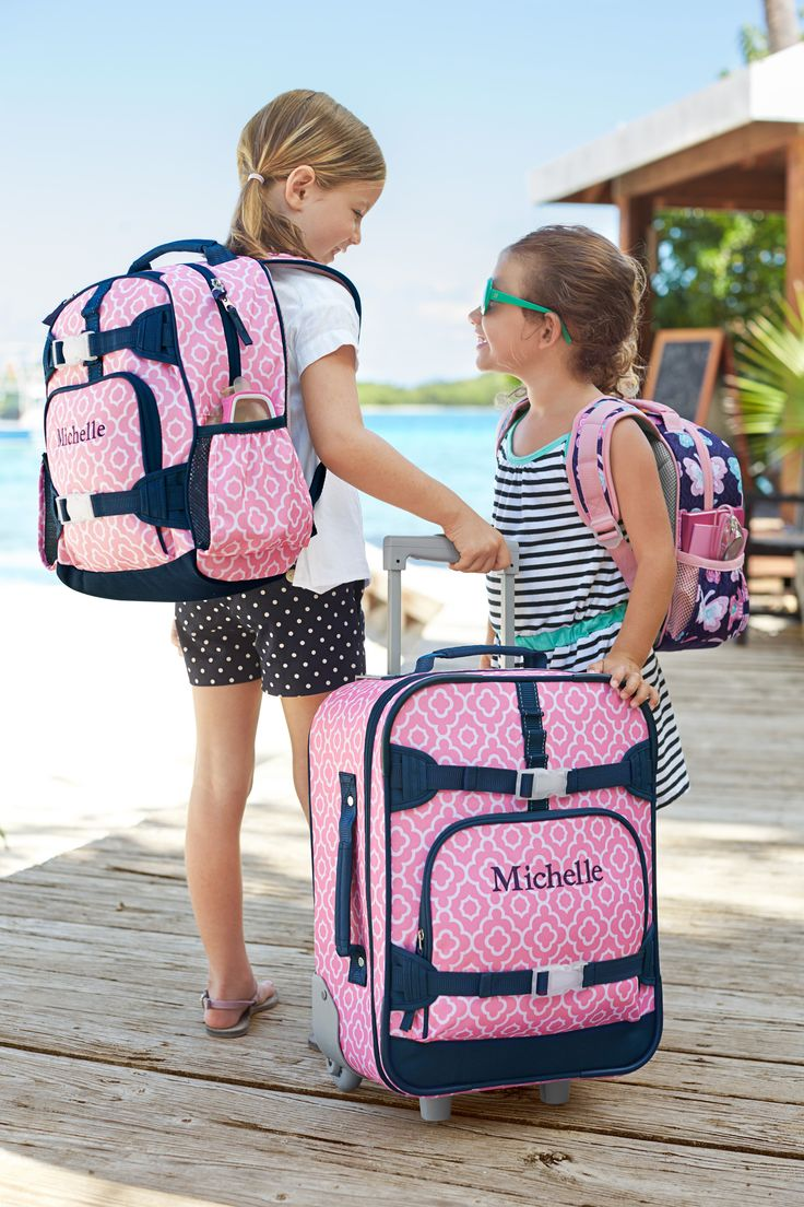 Backpacks and Luggage