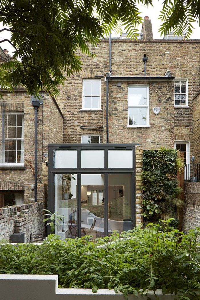 London Georgian House Modern Renovation And Extension 4 Georgian