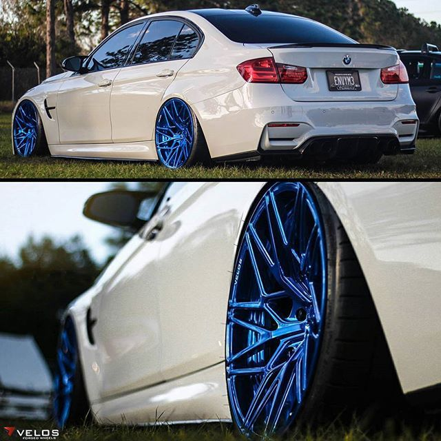 That stance is absolutely killer  BMW F80 M3 on a set of @velosdesignwerks D7 Forged wheels
