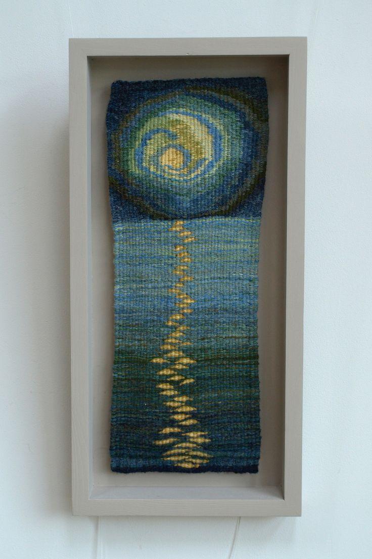 053 - Moonshine 2 - Louise Oppenheimer Tapestry