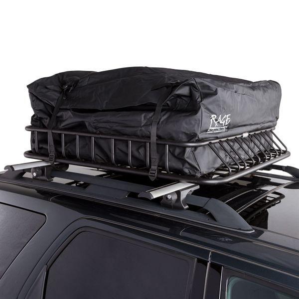 Apex Deluxe Auto Cargo Kit. Roof Rack ...