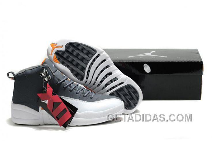 https://www.getadidas.com/air-jordan-12-retro-hardcover-men-shoes-grey-white-orange-lastest.html AIR JORDAN 12 RETRO HARDCOVER MEN SHOES GREY WHITE ORANGE LASTEST Only $73.00 , Free Shipping!