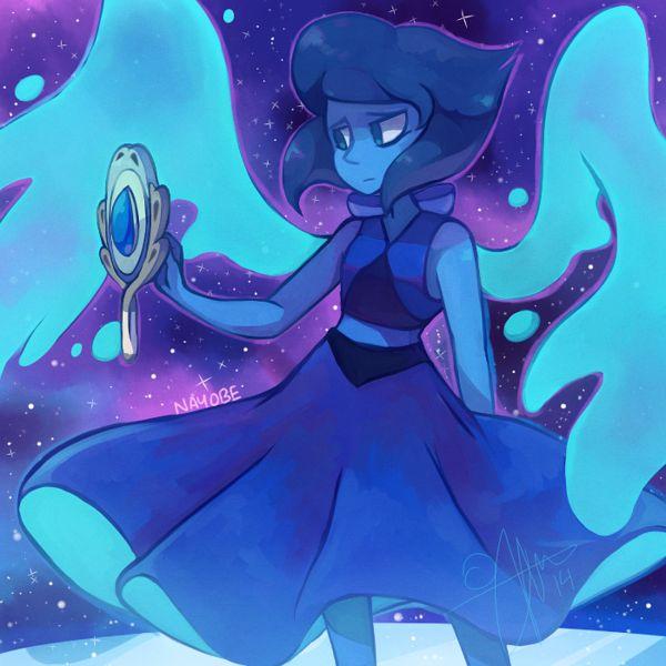 + Lapis Lazuli + by Nayobe on deviantART