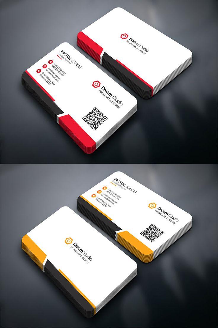 dream studio creative business card corporate identity template  74350