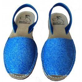 Mibo Blue Glitter Ladies140 #SandDollarDubai #Mibo