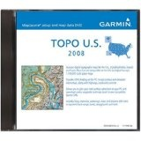 Garmin MapSource 2008 Topographical U.S. Map DVD-Rom (Electronics)By Garmin