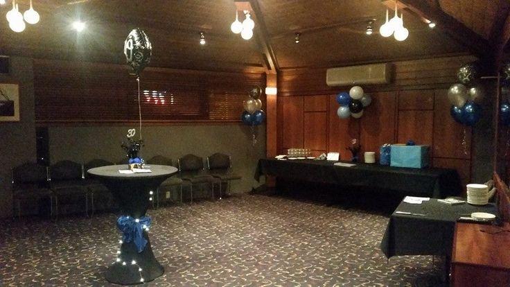 30th Birthday Party Fullarton Room at the Arkaba Hotel. June 2015.