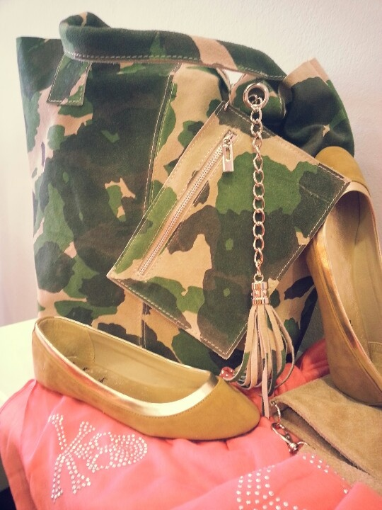 Handbag and shoes             www.titafalco.com