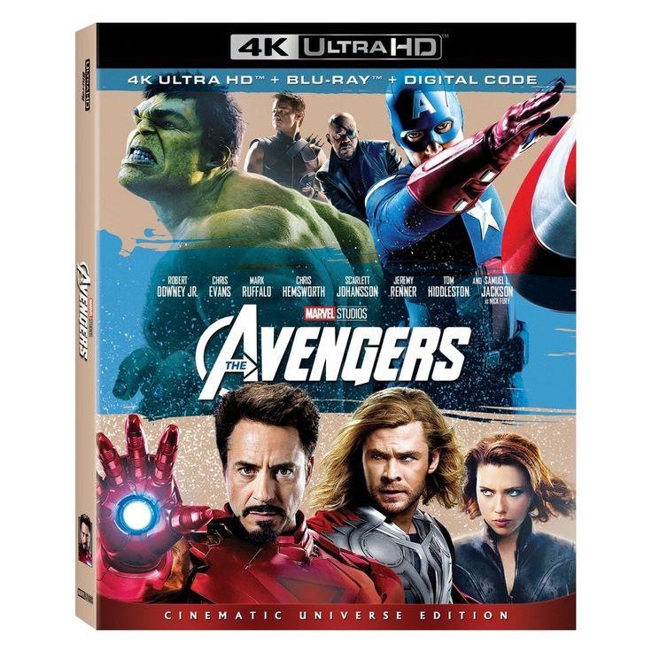 Marvel S The Avengers 4k Uhd In 2020 Avengers Avengers Movies Marvel Studios