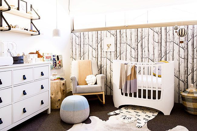 The Stylist: Five easy steps on how to create the perfect space for parent and child