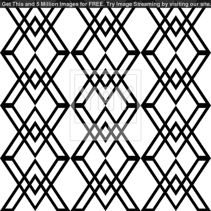 easy geometric design coloring pages - photo#46
