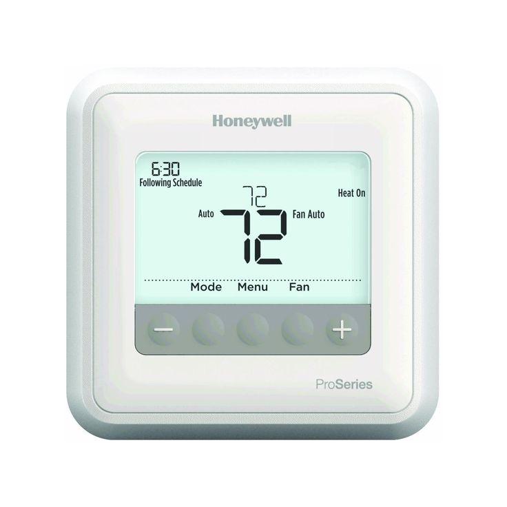 Honeywell TH4210U2002/U T4 Pro Programmable Thermostat