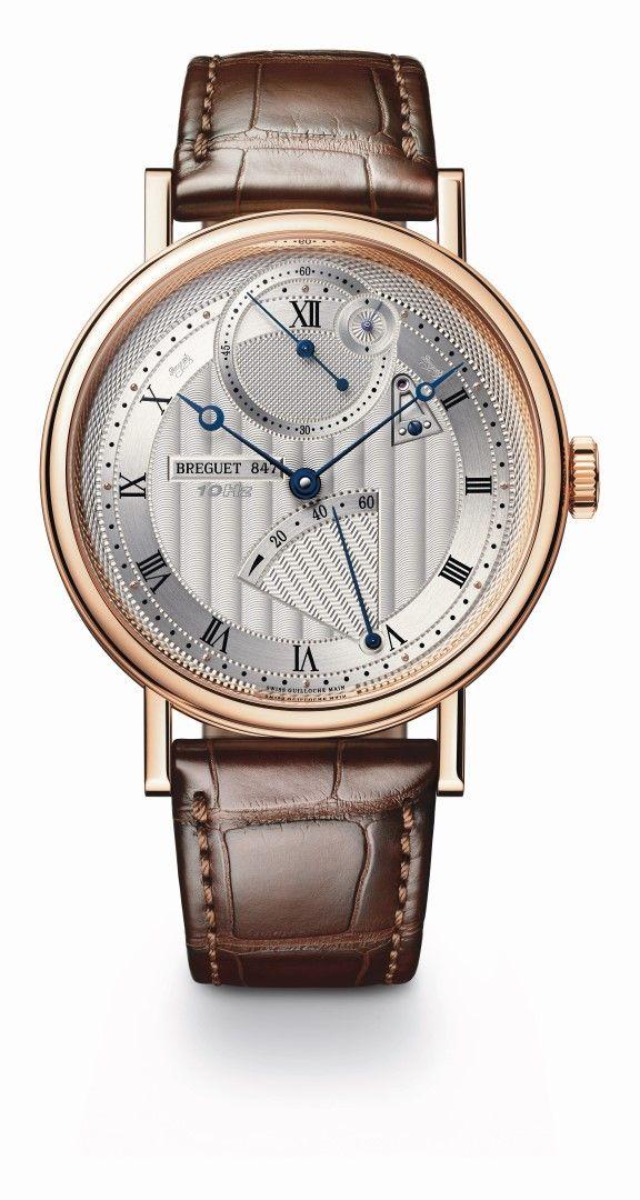 Bregut Classique Chronométrie