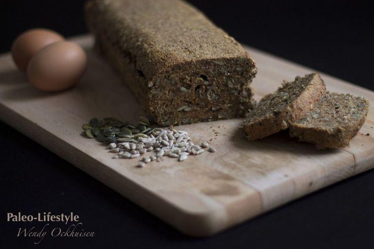 Paleo appel-kaneelbrood