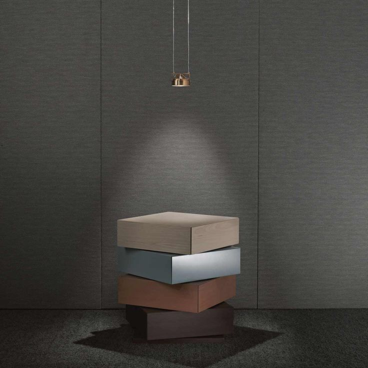 Cassettiera Cubick Sectional and Chest of Drawers by Laura Meroni - Via Designresource.co