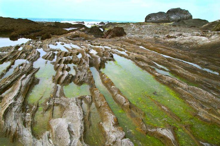Die schönsten Plätze der taiwanesischen Ostküste Shitiping, Taiwan