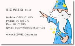 Bizwizid has come up as a world famous company that gives you the ultimate freedom of choosing and Design the business cards online of your choice.