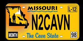Missouri and Arkansas cave maps and links.