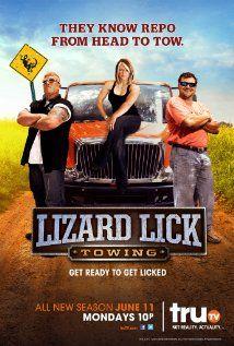 Lizard lick
