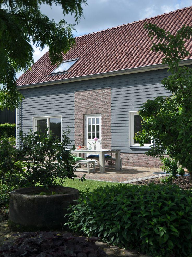 25 beste idee n over buitenkant huis verven op pinterest huis schilderen exterieur - Buitenkant thuis ...