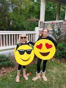 Magnolia Mamas : DIY Emoji Costume