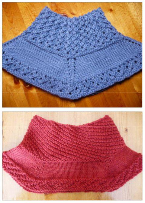 PATTERNFISH - the online pattern store knit/crochet /scarfs/cowls Pintere...