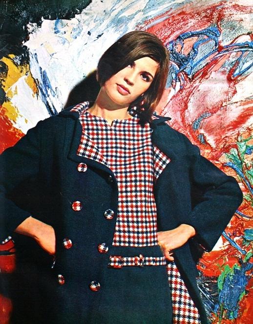 Avenue (Dutch) February 1966  Stedelijk Museum Amsterdam - Photos Paul Huf  Where Fashion Meets Art