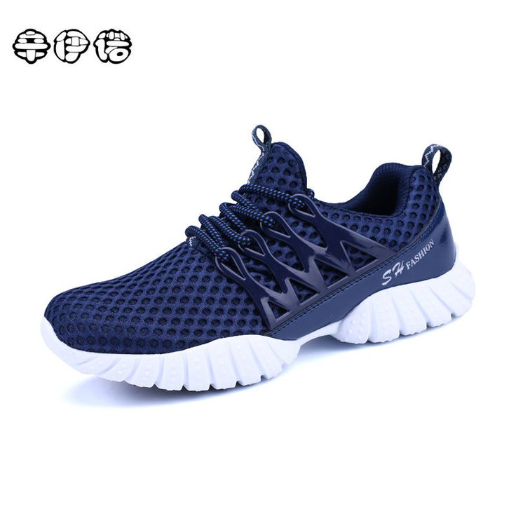 Air Mesh Breathable Mens Casual Shoes 2017 Summer Hot Sale Boat Shoes Men Krasovki Comfortable Soft Male Shoes Chaussure Homme #Affiliate