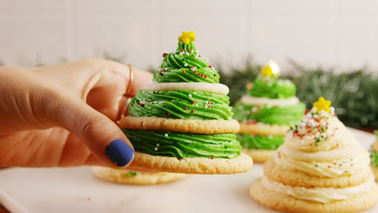 Sugar Cookie Trees Are Filling Us With Holiday Cheer