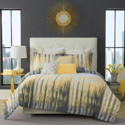 This is by far my favorite!!! Anthology™ Mira Reversible Comforter Set - BedBathandBeyond.com