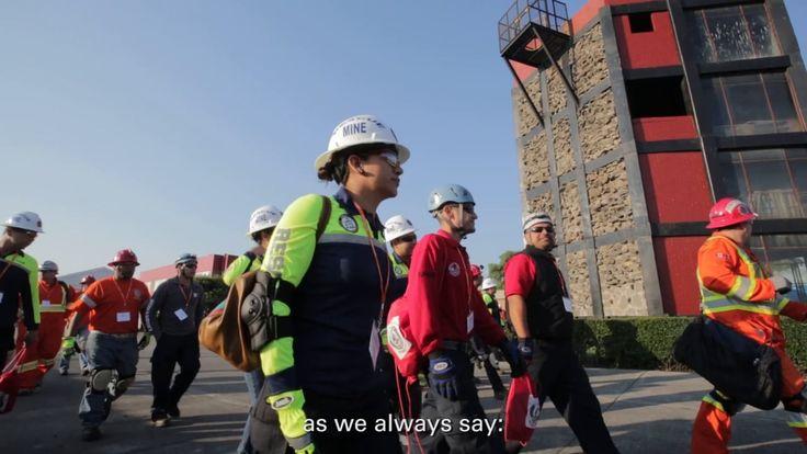 2015 Goldcorp Inc. Mine Rescue & Emergency Response Summit