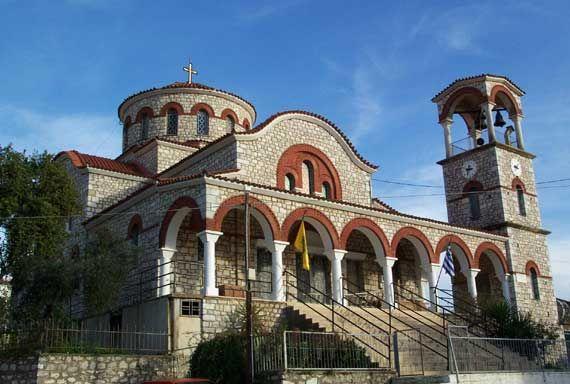 Δαφνί: Εορταστικές εκδηλώσεις για τα 50 χρόνια από τα εγκαίνια του ιερού ναού Αγίου Γεωργίου