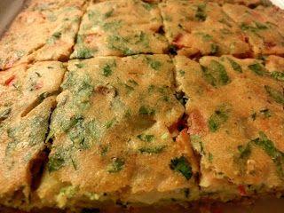 Ejja - Libyan Omelet/Frittata - عجة