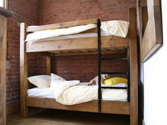 17 best images about bunkie on pinterest built in bunks guest rooms and custom bunk beds. Black Bedroom Furniture Sets. Home Design Ideas