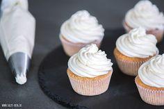 Sallys Blog - Frischkäse-Sahnecreme Grundrezept für Cupcakes oder Tortenfüllungen