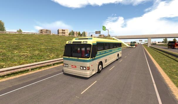 Heavy Bus Simulator Mod Apk Unlimited Money All Bus Unlocked Bus Simulation Games Heavy Truck