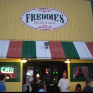 Freddie S Restaurant Kure Beach North Carolina