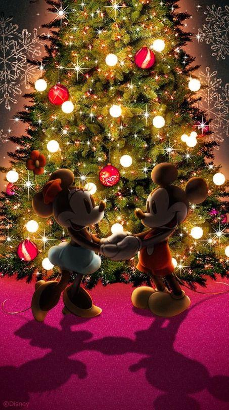 Mickey Minnie Christmas