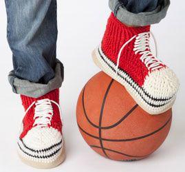 c855efdb3b0d78 High Top Sneaker Slippers and more super cozy crochet slipper patterns at  mooglyblog.com!