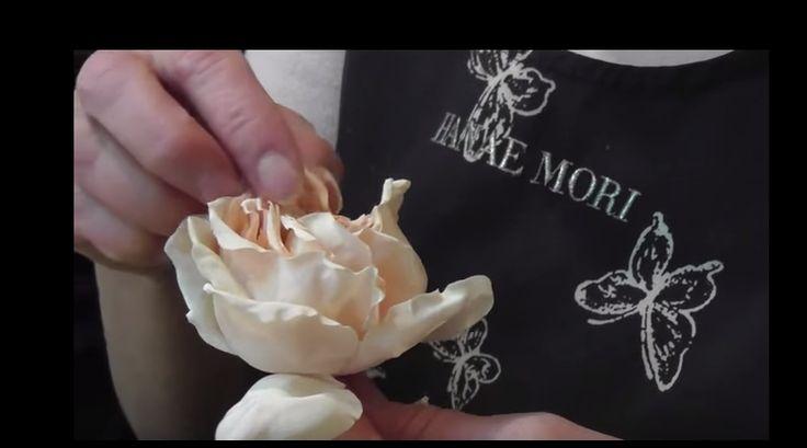 Сборка розы от Сайоко Ясуда…