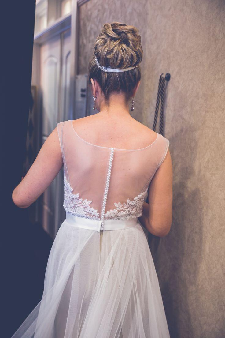 Mejores 39 imágenes de Wedding Hair and Make-up en Pinterest ...