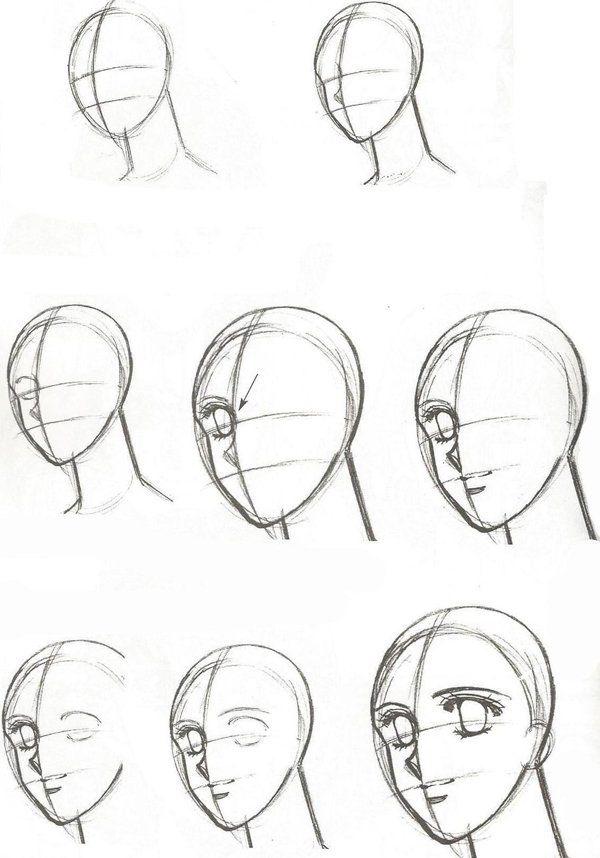 сейчас учимся рисовать людей по картинками вариантов исполнения вашей