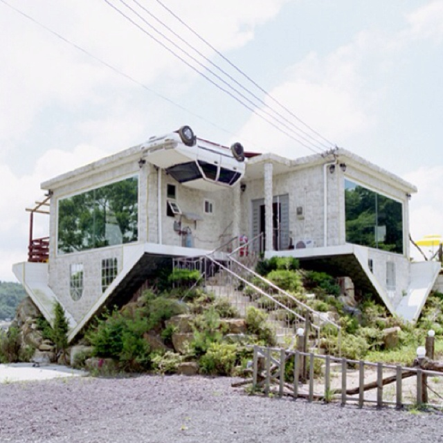 1000 Images About Upside Down Houses On Pinterest Home