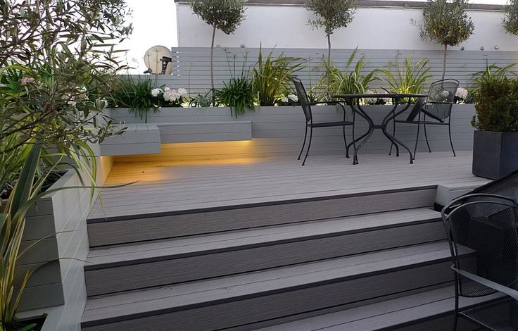 6 Ways To Add Value To The Exterior Of Your Property - Decking Area