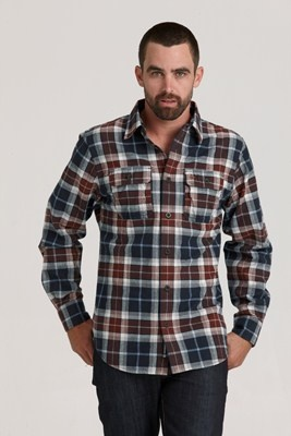 Diamond Reef Shirt - Brown #barkers #swanndri